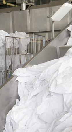 linen-management plant